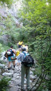 Καταφύγιο Κορομηλιά - Ορεινή Πεζοπορία