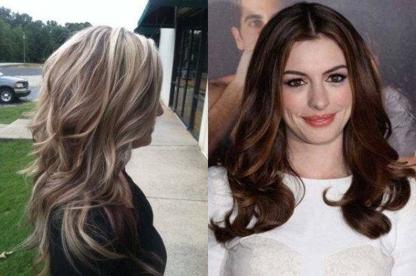 Каскад на длинные волосы: фото модной стрижки с удлиненной ...