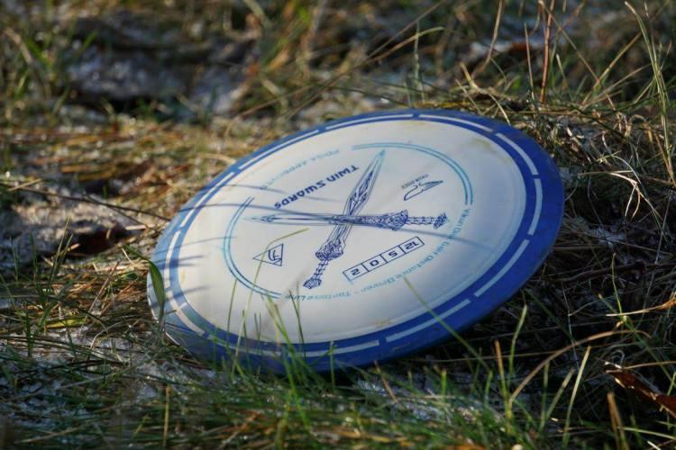Disc Golf w czasach zarazy :-)