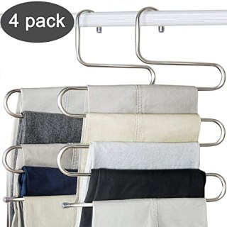 pant hanger for organizing your closet