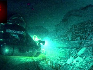 Pre-Ice Age Ruins Located Deep In The Ocean