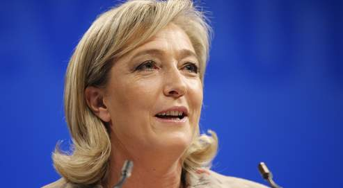 Marine Le Pen, Front National (FN)