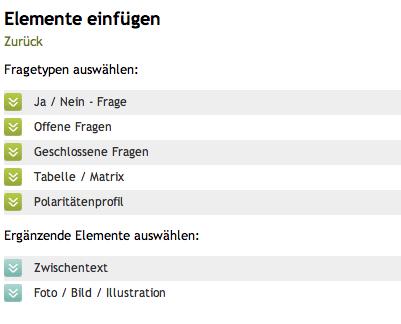 Fragen über Fragen - Ein Blick auf umfrageonline.com & typeform.com (1/4)