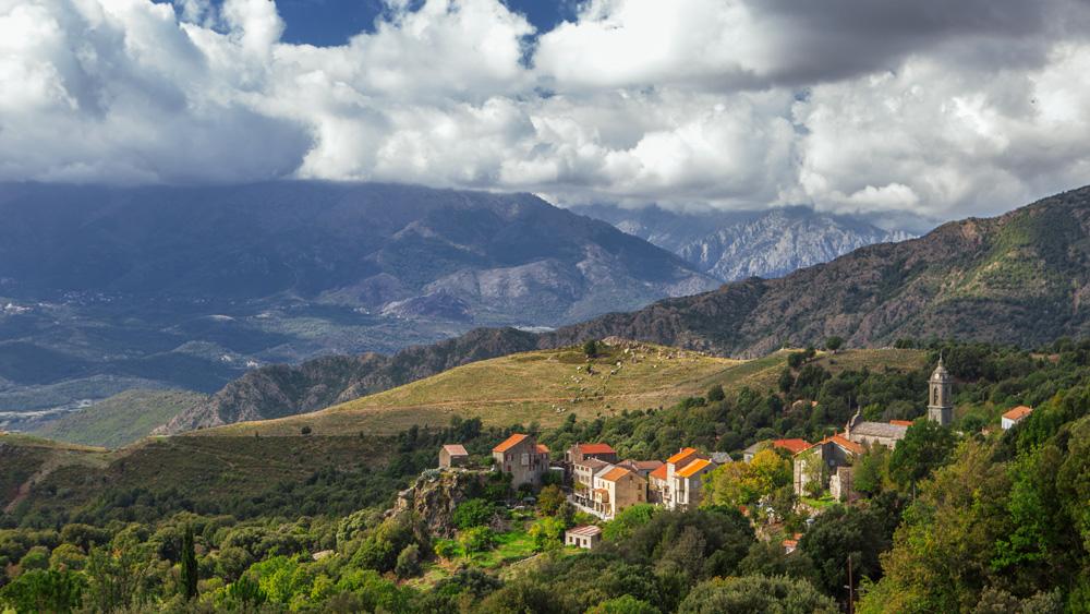 Galerie und Fazit Korsika