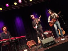 dissing Korsør kulturhus koncert