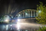 Most na rzece Pilica