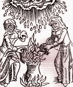 A Most Foul Witches' Brew