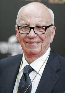 """Rupert Murdoch """"the ringmaster"""""""