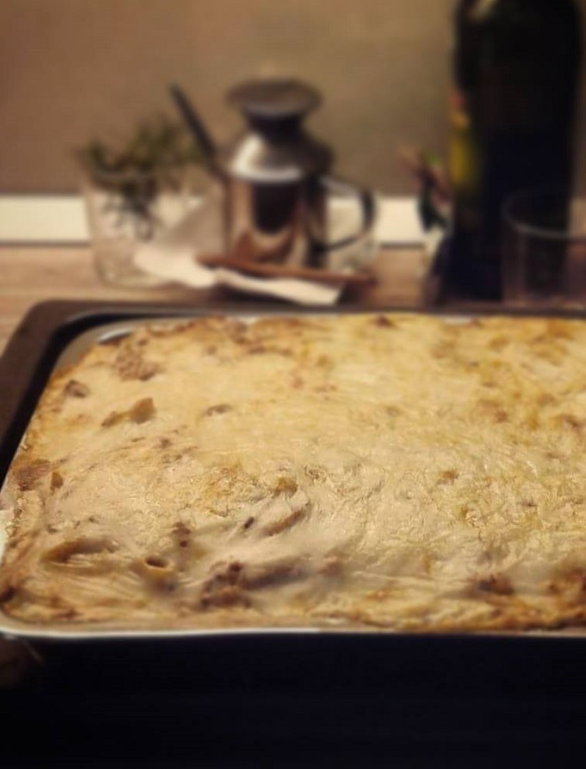 Traditional Greek Pasticcio
