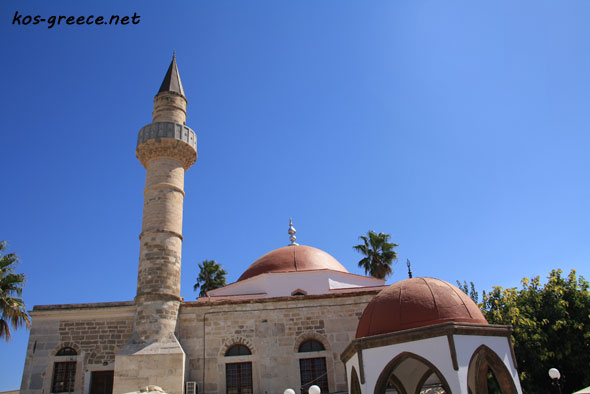 Gazi Hassan Mosque picture