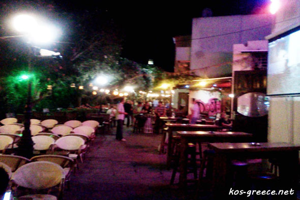 Nightlife in Kos Town picture