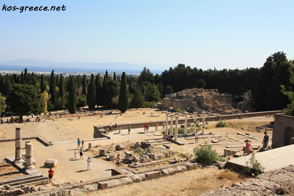 kos island attractions pic