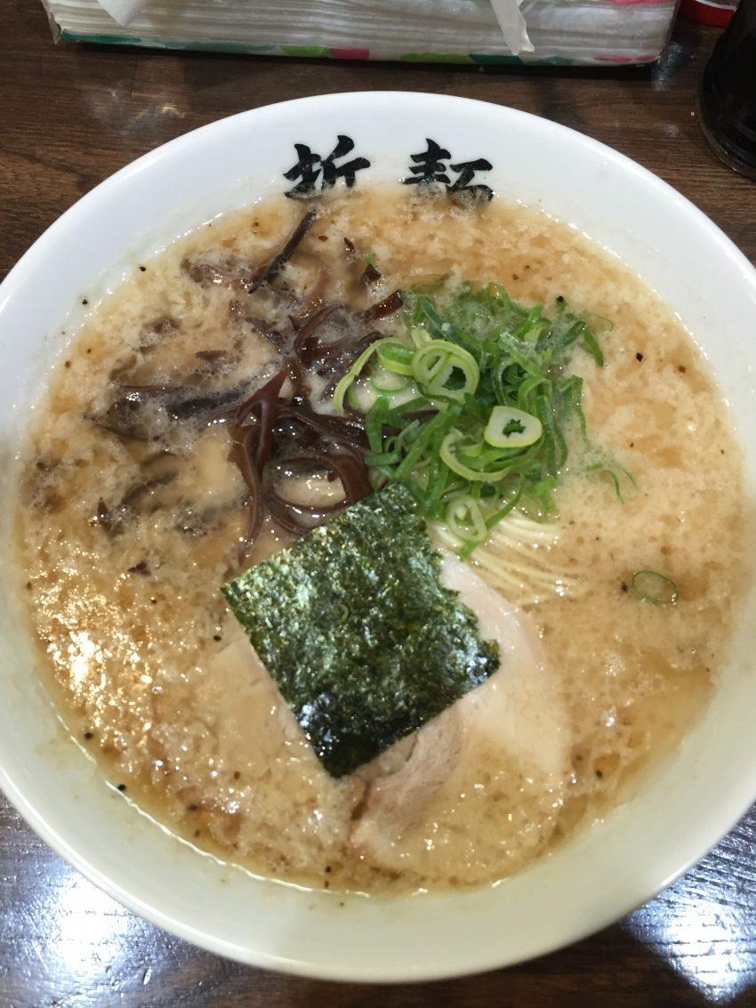 二十九代目 哲麺 立川北口店 塩ラーメン