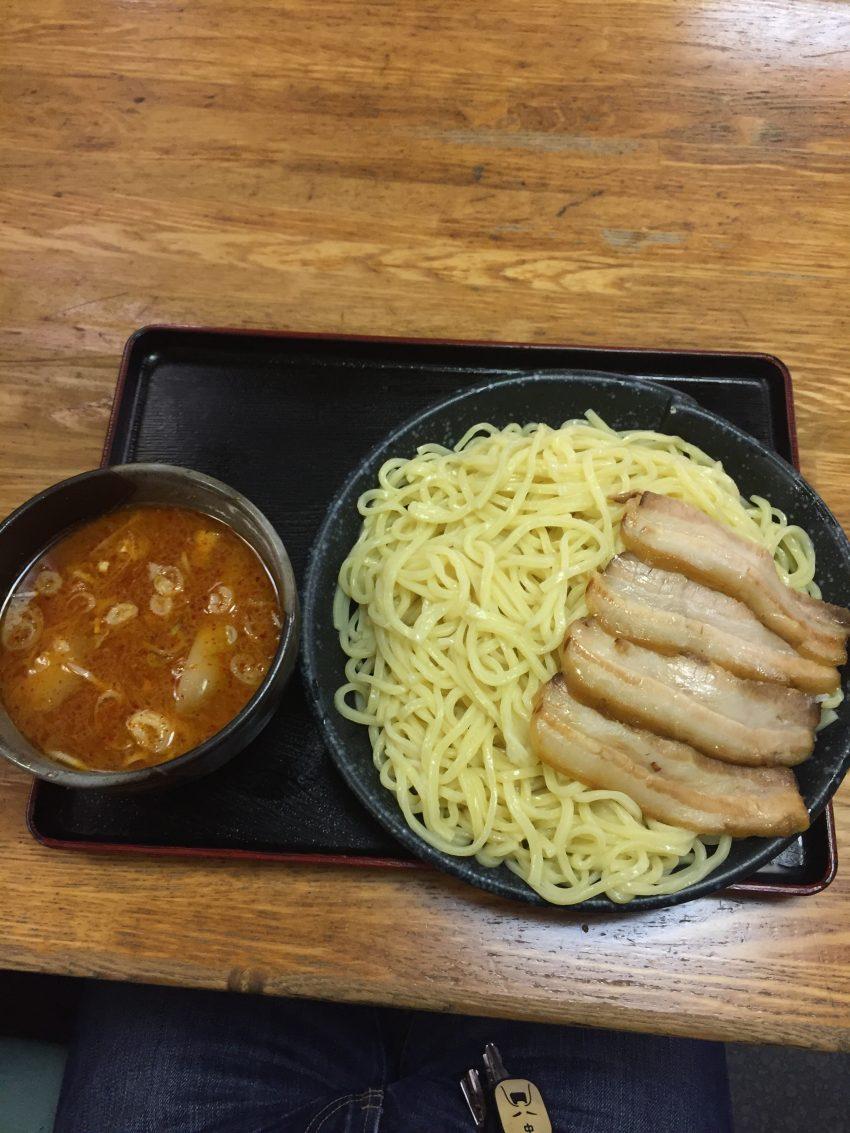 たれ蔵 - 味噌ピリ辛チャーシューつけ麺大盛