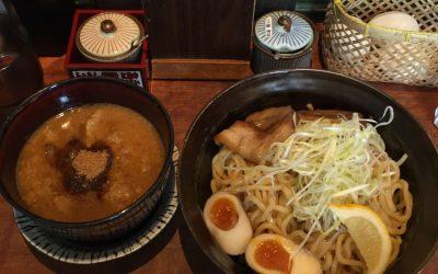 極や 上野広小路店 - 特製つけ麺