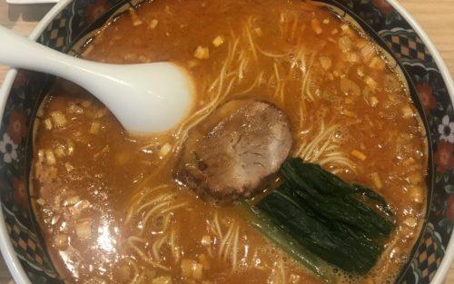 寿限無 担々麺 上野店 - 担々麺大盛