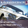 Using AAA to Keep Your Sales Out of The Ditch