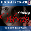9 Amazing Words to Boost Your Sales