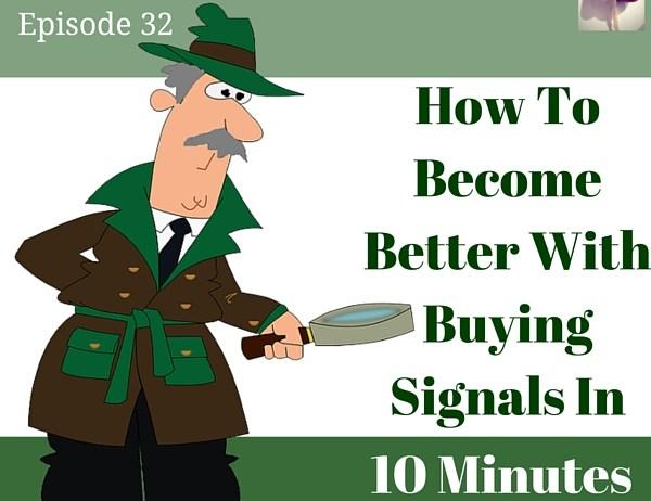Buying Signals
