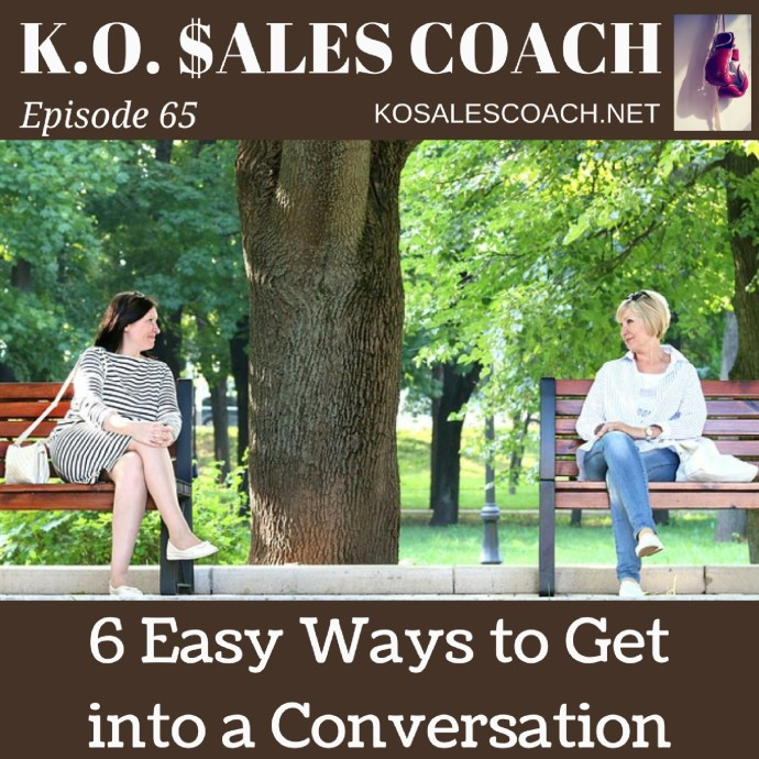 6 Easy Ways to Get into a Conversation