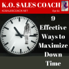 9 Effective Ways to Maximize Down Time