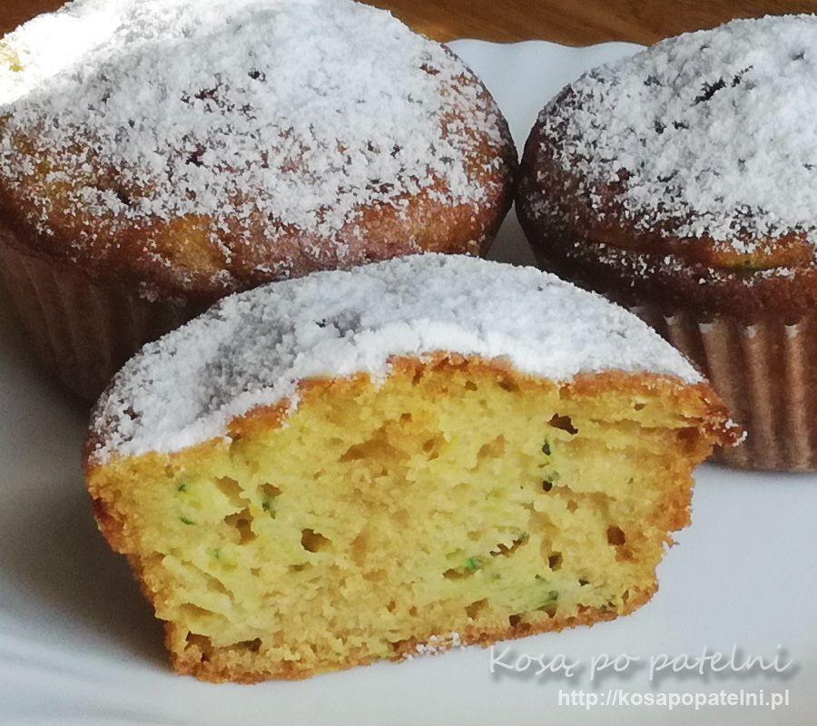Muffinki z cukinią