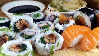 Sushi - jak rozpocząć przygodę, podstawowe informacje