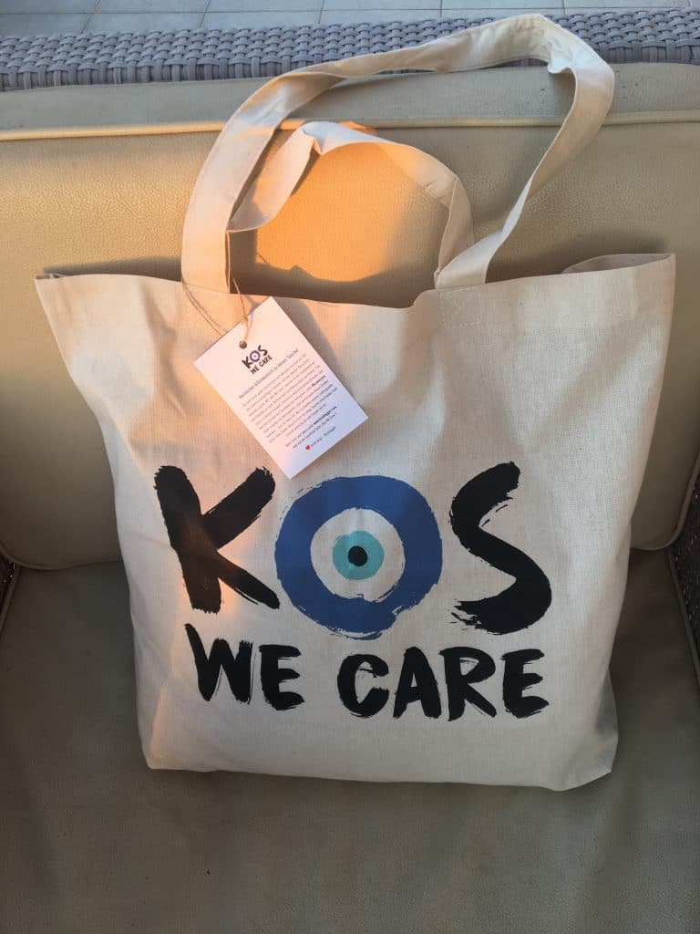 Kos We Care Tasche