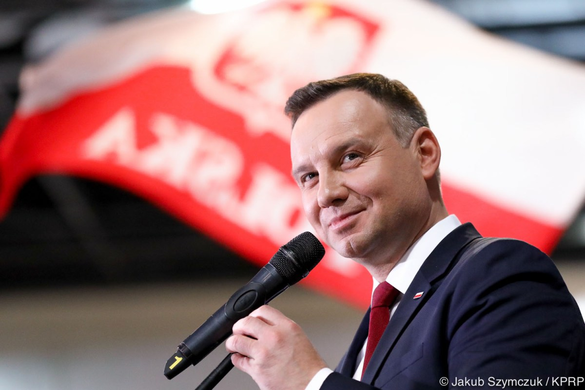 Zmiana godziny wizyty Prezydenta Andrzeja Dudy