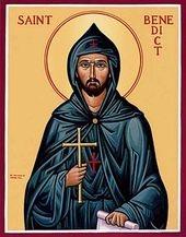 Św. Benedykt z Nursji - patron Europy