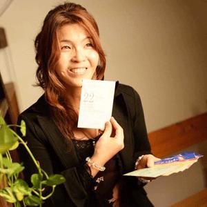 受講生のご紹介堀江英美さん