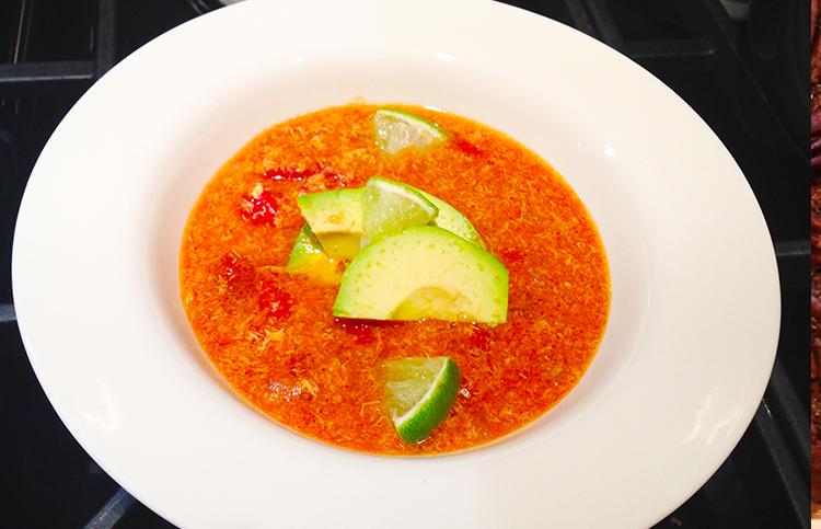 Susie Fishbein's Ranchero Soup