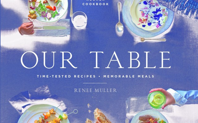 Review of OUR TABLE by RENEE MULLER