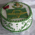 Paratrooper Cake