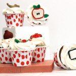 Rosh Hashana Cupcakes