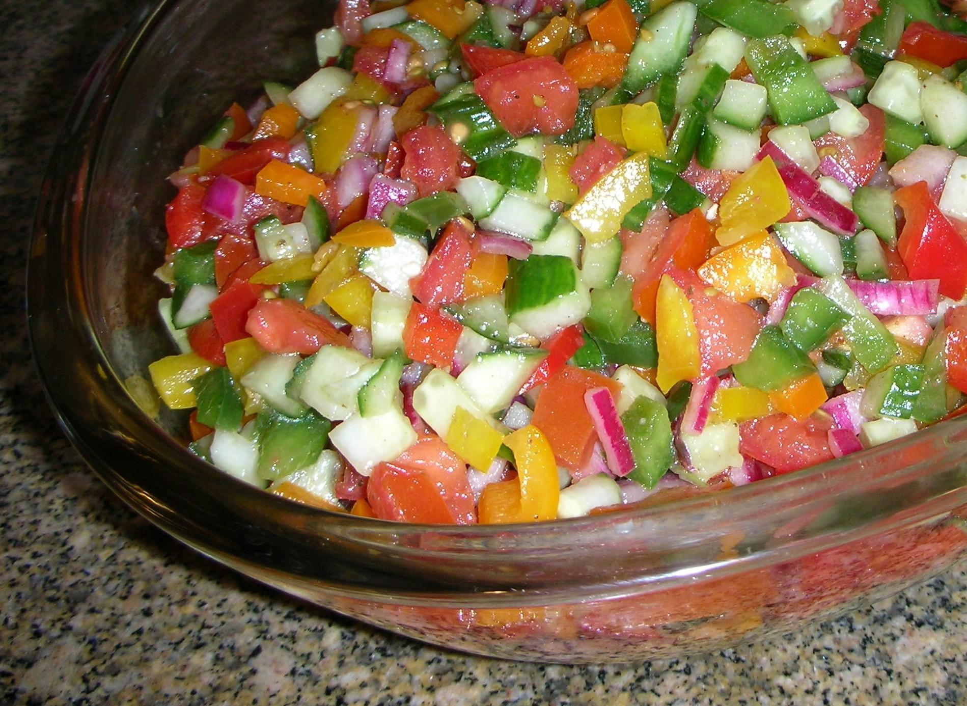salade Mira-Noa close-up