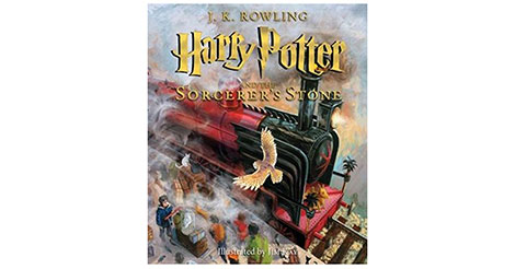 Illustrated Versions of Harry Potter