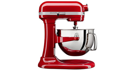 Amazon | DEAL OF THE DAY + BEST PRICE: Kitchen Aid 6qt Mixer