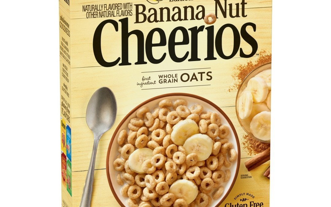 Target Sale on Banana Nut Cheerios & Other Cereals