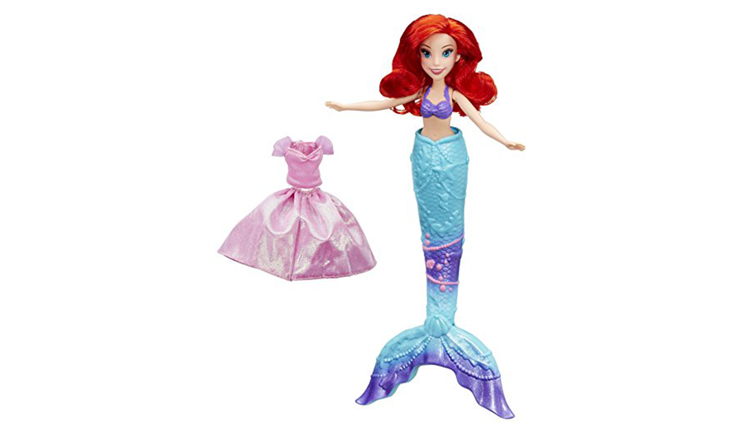 Gift Idea: Disney Princess Splash Ariel