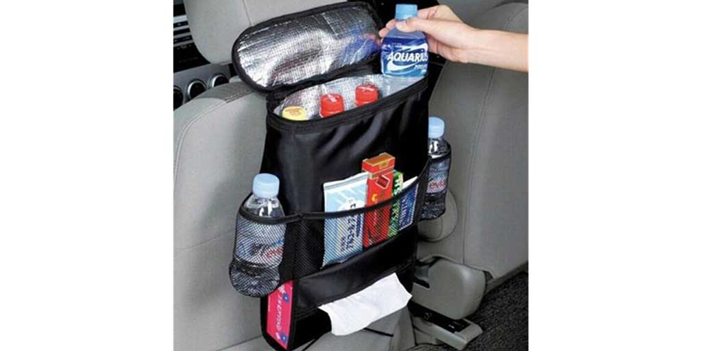 Car Snack Organizer