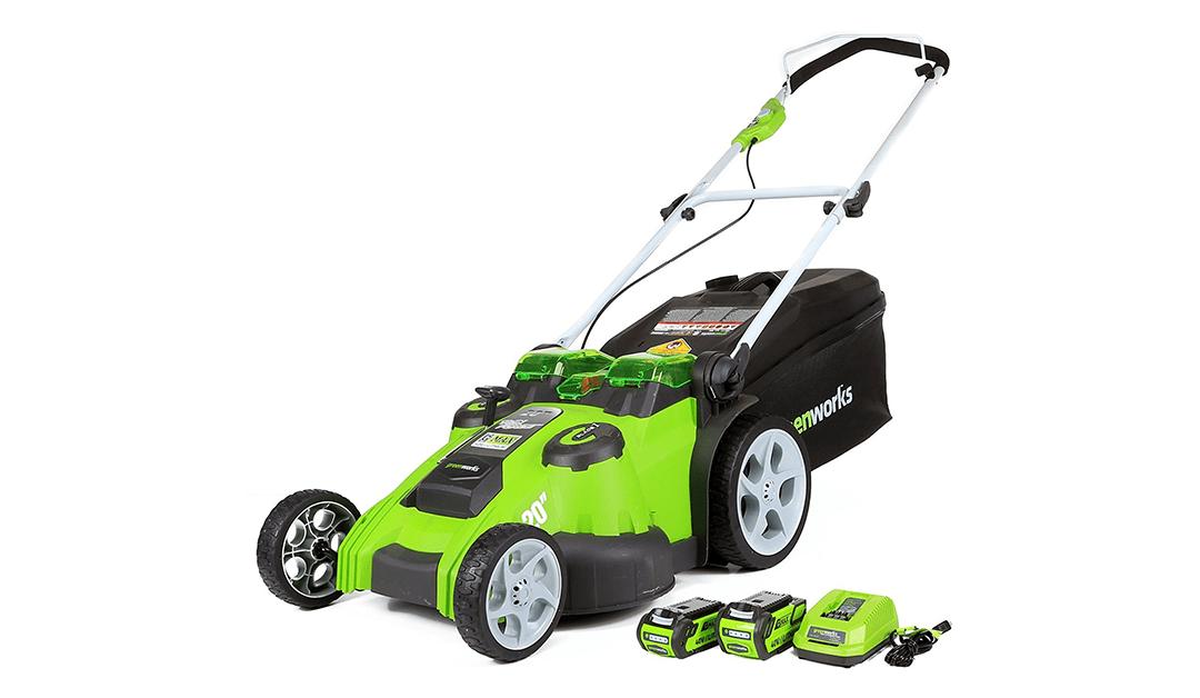 Deal: Lawnmower