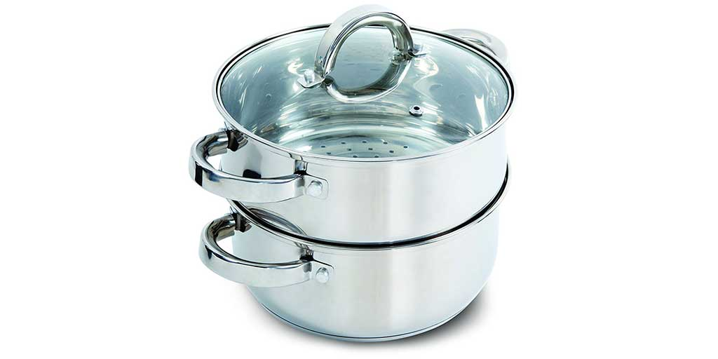 Deal: 3qt Steamer Pot with Lid
