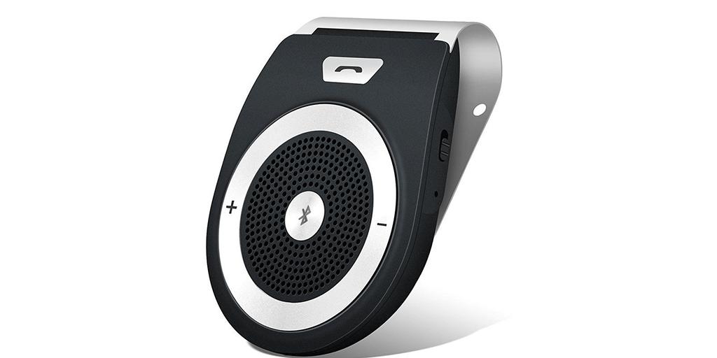 Amazon: Bluetooth In-Car Speakerphones