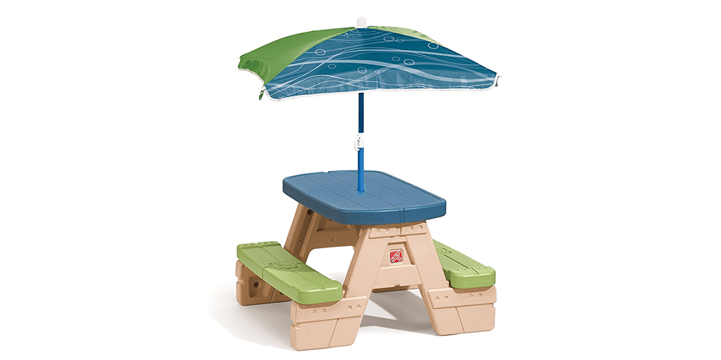 Amazon: Step 2 Sit and Play Kids Picnic Bench