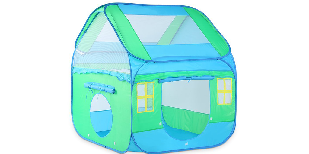 Amazon COUPON & BEST PRICE: Kids Play Tent