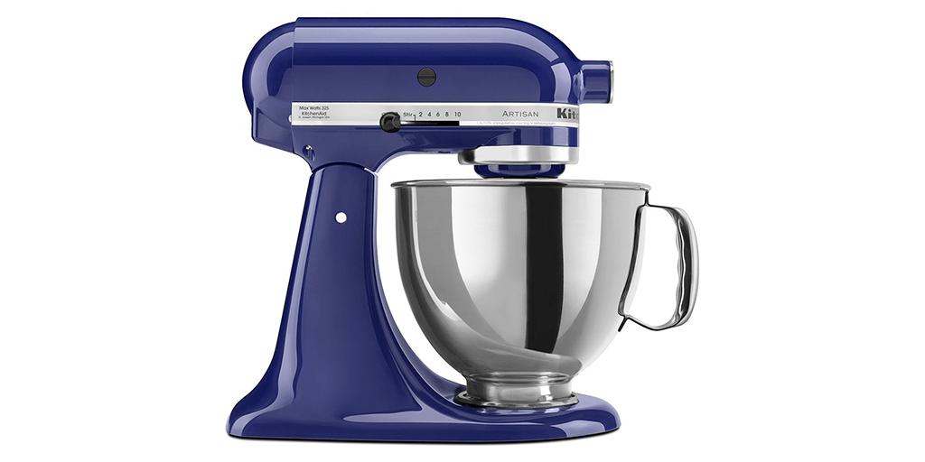 Amazon GOOD DEAL: Kitchenaid 5-qt Artisan Mixer