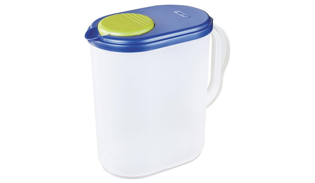 Amazon BEST PRICE: Sterlite 1-Gallon Pitcher, 6-Pack