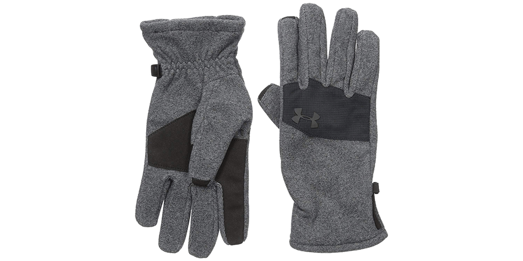Amazon GOOD DEAL: Under Armour Men's Gloves