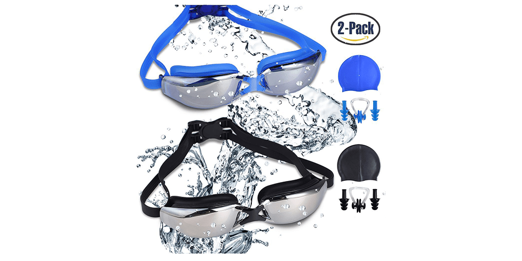 Amazon COUPON: 2-pack Goggles